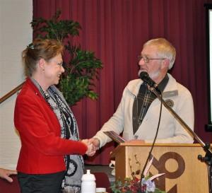Marietje Eshuis en Jan Zwolle